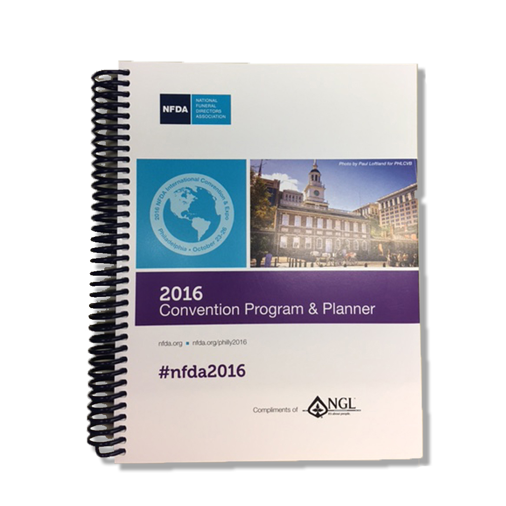 Convention Program and Planner